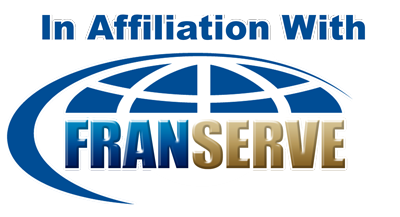 In Affiliation With FranServe logo